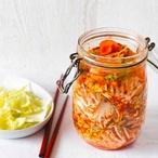 Baechu kimči tradiční zelné kimči