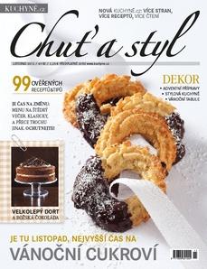 Chuť a styl 11/2012