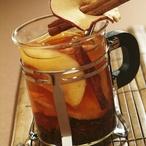 Voňavý čaj na zahřátí