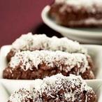 Čokoládovo-kokosové tyčinky hrnkové