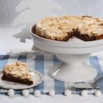Čokoládový pusinkový dort