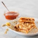 Meruňkový koláč s drobenkou I