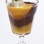 Čokoládový koktejl s meruňkami