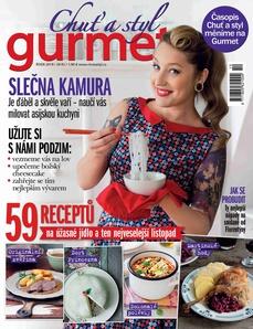 Chuť a styl Gurmet 10/2014