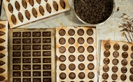 Pralinky z čokolády