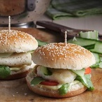 Hamburgery streskou