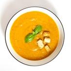 Kořeněná květáková polévka