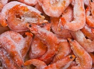 Mořské plody - mražené