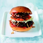 Savory Burger z Dishe