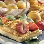 Toasty s jogurtovo-ovocným krémem