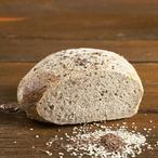 Pohankový chléb s lněnými semínky