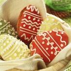 Křehká vajíčka s marmeládou