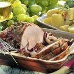 Vepřové maso s cibulí na víně II