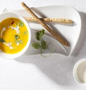 Karotkovo - kokosová polévka