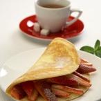 Jahodové omelety