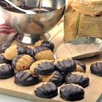 Polomáčené sušenky ze špaldové mouky