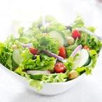 Jarní salát s řeřichou