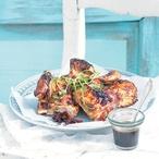 Sladké voňavé kuře