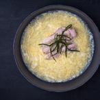 Sváteční maďarská vinná polévka