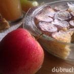 Žemlovka s jablkem a hruškou