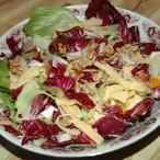 Salát z restované čekanky