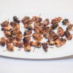 Švestky ve slanině