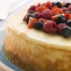 Pečený cheesecake s ricottou a ovocem