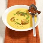 Bramborovo-mrkvová polévka