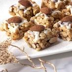 Bleskové tyčinky s ořechy a medem