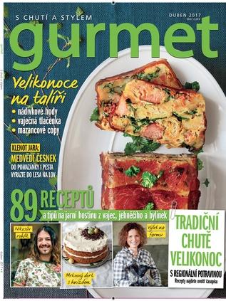 Gurmet 04/2017