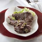 Levné hovězí steaky s višňovou omáčkou