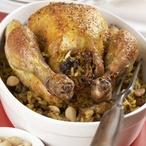 Voňavé marocké kuře