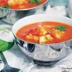 Výtečná středomořská rybí polévka