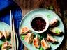 Tradiční čínské gyozy
