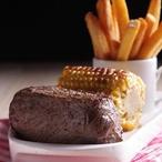 Steaky s grilovanou kukuřicí