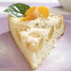 Hrnkový meruňkový koláč