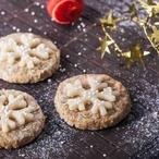 Bleskové vánoční ovesné sušenky