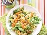 Těstovinový salát s nakládanou zeleninou