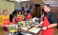 Kurz vaření s Michalem Nikodémem