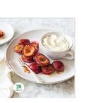 Grilované ovoce s mascarpone