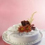 Slavnostní dort s marcipánem