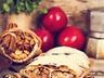 Vánoční jablečný závin