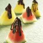 Meloun v pikantní čokoládě
