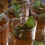 Tuniský čaj spiniovými semínky