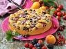 Piškotová bublanina s ovocem