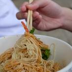 Restované asijské nudle