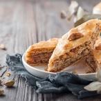 Ořechová baklava