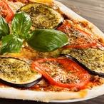 Pizza s lilkem a artyčoky I