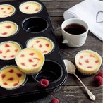 Mini cheesecakes s mailanmi