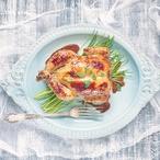 Kokosovo-limetkové kuře